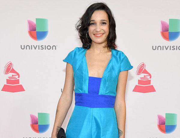 LAS VEGAS, NV - NOVEMBER 17:  Singer Ileana Cabra attends The 17th Annual Latin Grammy Awards at T-Mobile Arena on November 17, 2016 in Las Vegas, Nevada.  (Photo by Ethan Miller/Getty Images )