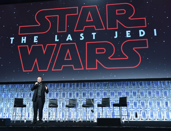 ORLANDO, FL - APRIL 14:  Rian Johnson attends the Star Wars Celebration day 02  on April 14, 2017 in Orlando, Florida.  (Photo by Gustavo Caballero/Getty Images)