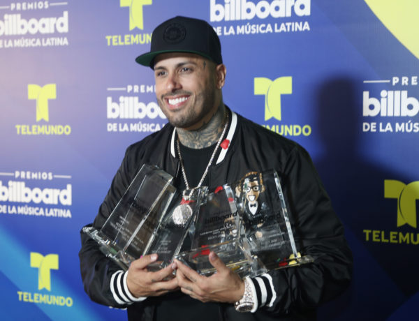 Nicky Jam (AP Foto/Wilfredo Lee)